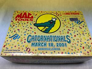 Action Collectibles Mac Tools Gatornationals Pontiac Firebird Funny Car 1/24
