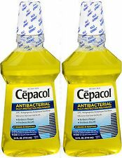 Cepacol Mouthwash Gold 24 fl oz ( 2 PACK )