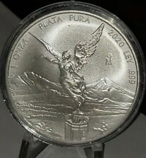 2020 Mexico 1oz Silver Libertad Onza -   UNC NICE!!!  SHIPPED RIGHT AWAY IN CAP