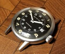 Rare Beacon Hill 1968 Super Compressor Mens Military Stainless Watch