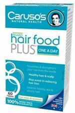 Caruso's Natural Health Hair Food 60 Tablets