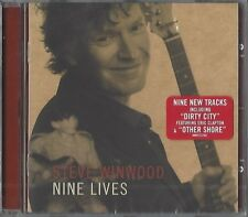 STEVE WINWOOD / NINE LIVES * NEW CD 2008 * NEU *