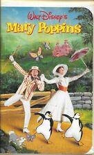 Walt Disney Mary Poppins (VHS) Clamshell Case