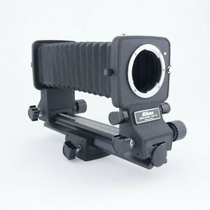 Nikon Bellows PB-6 Focusing Attachment