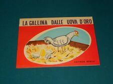 Collana Umoristica N. 18 -LA GALLINA DALLE UOVA D'ORO -Ed. Boschi- Q.ECCELLENTE