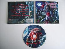 RAWHEAD REXX s/t debut CD 2001 RARE OOP ORIGINAL 1st PRESSING GERMANY!!!