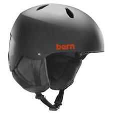 Bern Diablo MIPS Cycling Helmet (Matte Black/Black Liner / Kids / M Size)