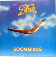 "DISCO VINILE 33 GIRI BOOMERANG "" I POOH "" CGD 1978"