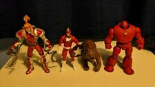 Marvel Legends Lote De Personalizado de Protección de invierno