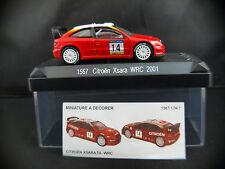 Solido 1567 Citroën Xsara WRC Rallye 2001 Bugalski neuf en boîte 1/43 MIB