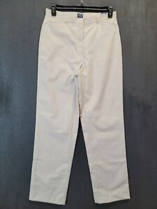 Callaway Golf Woman Flat Front Career Formal Pants Size 12 Beige Brand New