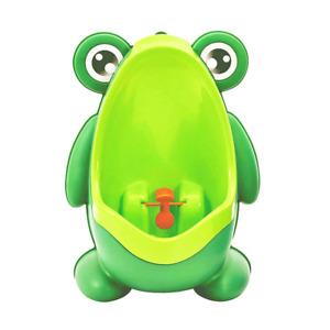 Potty Training Urinal For Toddler Baby Boys Frog Pee Training Funny Trainer NEW