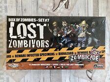 Zombicide Lost Zombivors