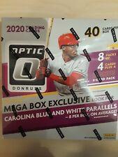 2020 Donruss Optic Baseball Factory Sealed Mega Box - 1 Auto - Jasson Dominguez?