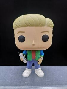 DEFECT NO BOX Funko Pop! SAVED BY THE BELL ZACK MORRIS #313 Vinyl Figure