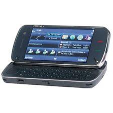 Nokia N97 Unlocked 3g Wifi Gps 5mp Mobile Phone Original Keyboard Slide Side