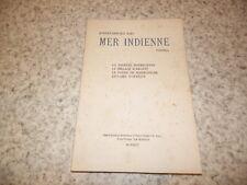 1925.Mer indienne.200ex.Ile Maurice.Madagascar.Robert-Edward Hart (envoi)