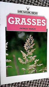SHIRE NATURAL HISTORY #44: GRASSES / Patricia Hawley (1989)