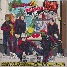 """NEW 7"""" Beastie Boys, Santigold, Major Lazer - Don't Play No Game That I Can't Wi"""