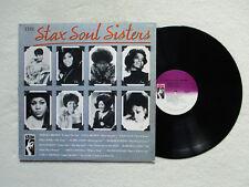 "LP 33T  CARLA THOMAS/MAVIS STAPLES/JEAN KNIGHT ""The Stax Soul Sisters"" STAX §"