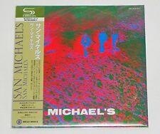 SAN MICHAEL'S / San Michael's  JAPAN SHM-CD Mini-LP w/OBI  BELLE-091611  KAIPA