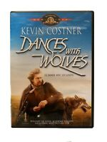 Dances with Wolves (DVD, 2007, Canadian, English/French)