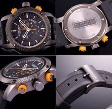 Men's Burberry Endurance Gray Chronograph Watch BU7713