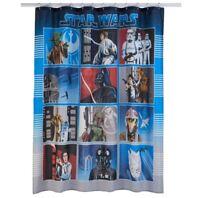 """Star Wars Collage Shower Curtain 70"""" X 72"""""""