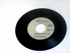 """ZULEMA*WANNA BE WHERE YOU ARE/NO TIME NEXT TIME*1975*7""""45 RPM*SOUL/DISCO* EX"""