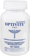 Optivite PMT Tablets 180 Tablets (Pack of 2)