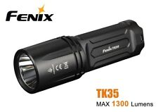 New Fenix TK35 2018 USB Charge Cree XHP35 HI 1300 Lumens LED Flashlight Torch