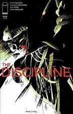 DISCIPLINE #5 STANDARD COVER