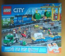 **LEGO 60052 CITY CARGO TRAIN SET**NEW WITH SLIGHT SEAL DAMAGE (SEE PHOTO'S)**