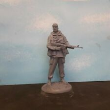 1/16 120mm 1980's MODERN BRITISH FALKLANDS SOLDIER SAS TROOPER WITH M16