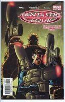 Fantastic Four 1998 series # 69 near mint comic book