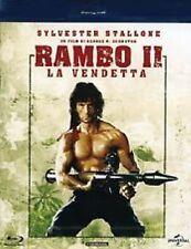 Blu Ray RAMBO II - La Vendetta -  **** Sylvester Stallone  ****  ......NUOVO
