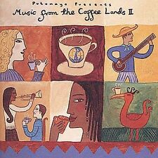 World Music VARIOUS ARTISTS - Music from the Coffee Lands, Vol. II - CD