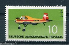 ALLEMAGNE DDR 1972 timbre 1437, AVION-TAXI Z-37, neuf**