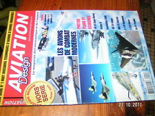 Aviation Design HS n°1 Avions de Combat Moderne Rafal..