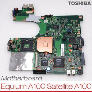 Scheda Madre Toshiba Satellite Equium A100 V000068100 Lavagna New ##001