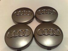 4 x Audi wheel center caps 4B0 601 170