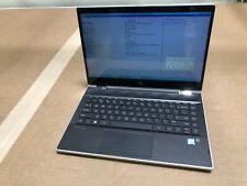 HP Pavillion X360 Convertible i3 8130U 8GB 500GB Win 10 Touch screen 14MCD0001D