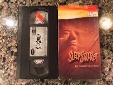 Sleepstalker Vhs! 1995 Slasher! Dark Tower Night If The Scarecrow Scalps