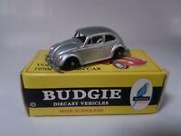 Budgie Models12 /& 8 1950s US MILITARY VW Microbus /& Beetle set OO gauge 1//76