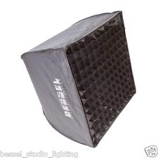 Bessel 50cm x Caja Suave + 2 Difusores & GRID Luz Quick & Fácil RETRACTIL