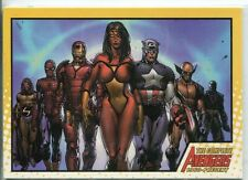 The Complete Avengers Promo Card P2