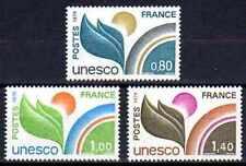 France 1976 timbres de service Yvert  n° 50 à 52 neuf ** 1er choix