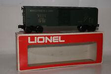 LIONEL O SCALE #9742 M&STL MINNEAPOLIS & ST. LOUIS PEORIA GATEWAY BOX CAR, LOT C