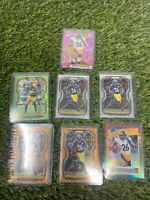 2020 Prizm Anthony McFarland Jr #393 Steelers Lot + Mosaic + Optic Rated Rookie