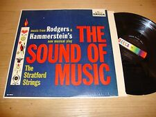The Stratford Strings - The Sound Of Music - LP Record  VG+ VG+